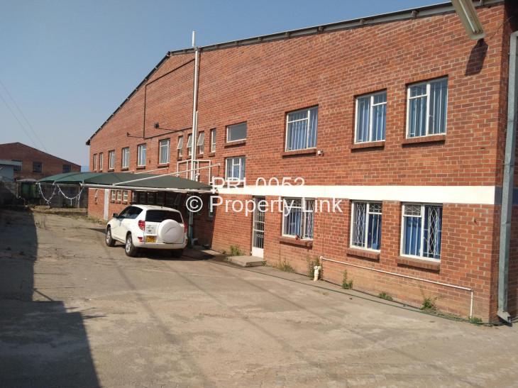 Industrial Property to Rent in Graniteside
